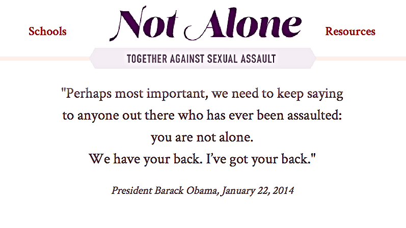 not alone website quote