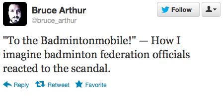 Top Tweet August 2012