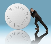 Pain Reliever Pill