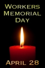 Workers Memorial Day CC