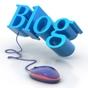 Blog Mouse Blue