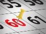 Calendar 60 Days