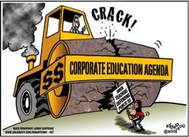 Corporate agenda