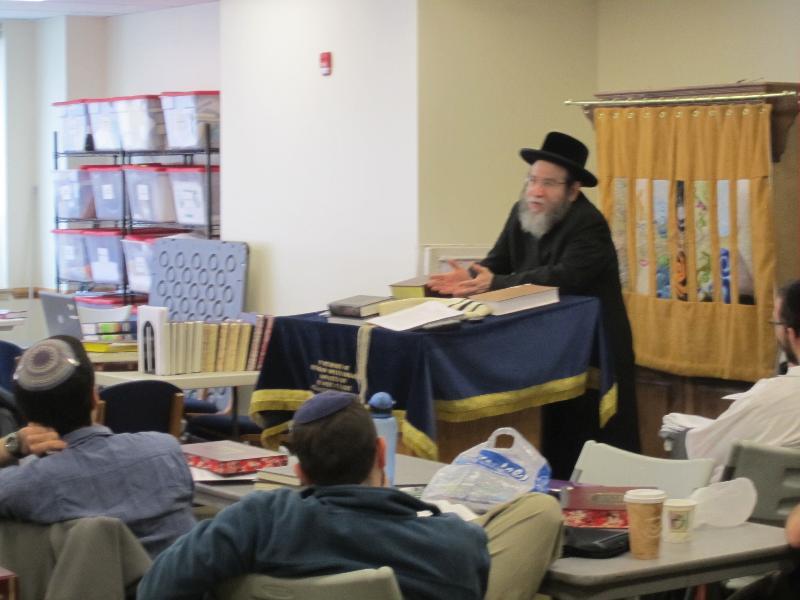 Rabbi Polotchek