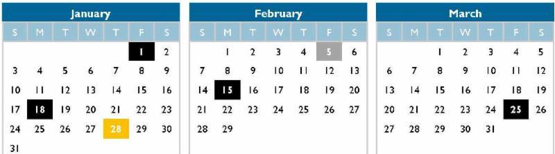 mpo calendar