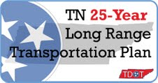 long range transportation plan logo