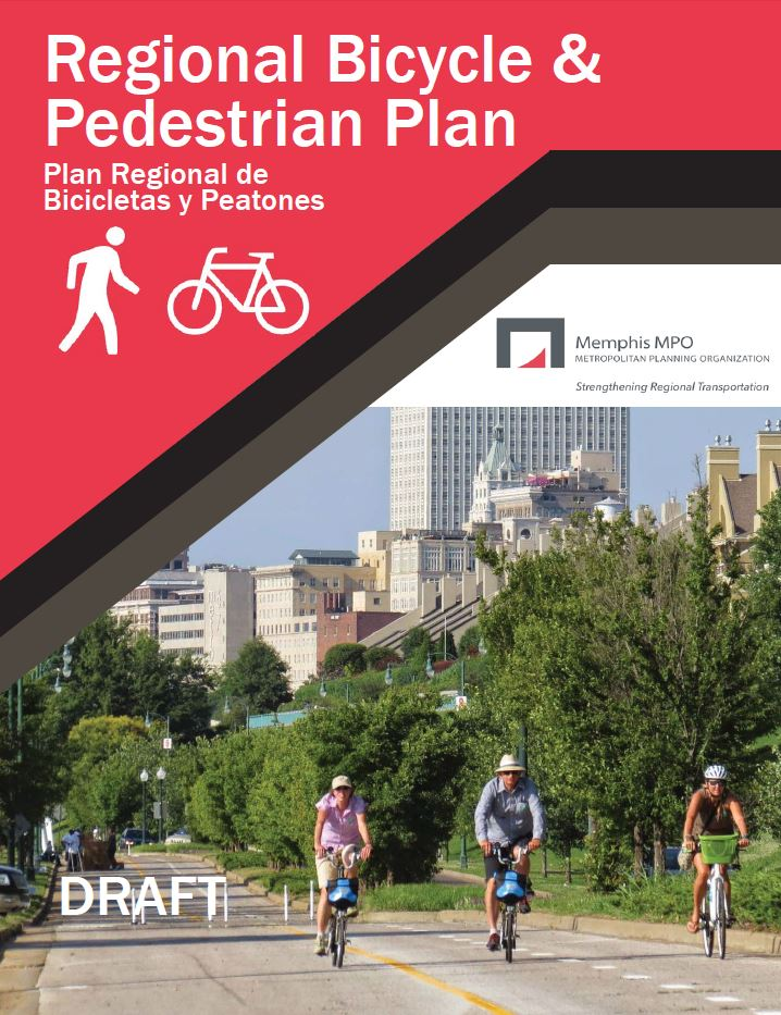 bicycle and pedestrial plan