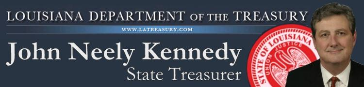 An open letter to Governor Jindal from State Treasurer