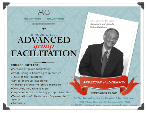 Advanced Group Facilitation