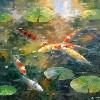 Thum Harvey Koi Fish