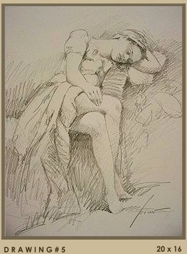 Pino Drawing 5