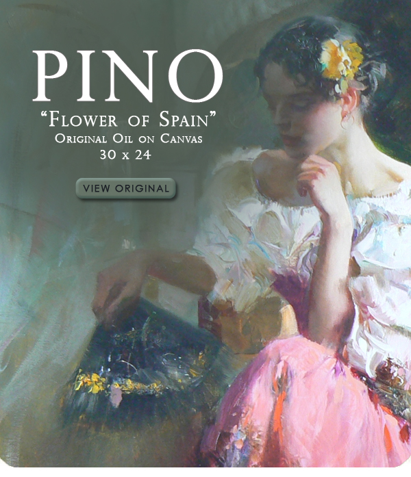 Pino Flower of Spain