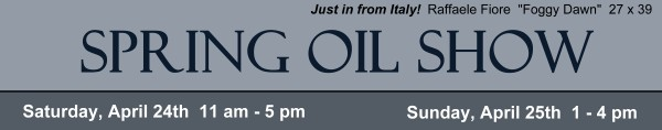 This Weekend Spring Oil Show