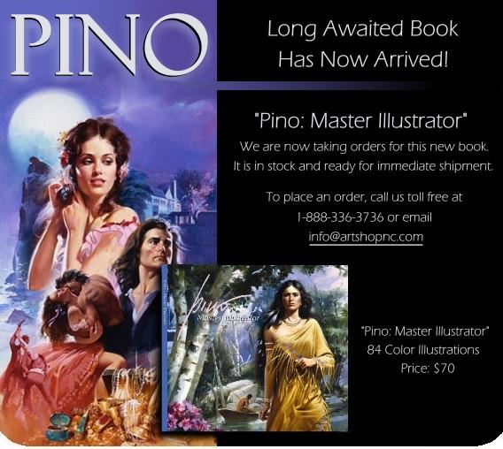 Pino Master Illustrator Book