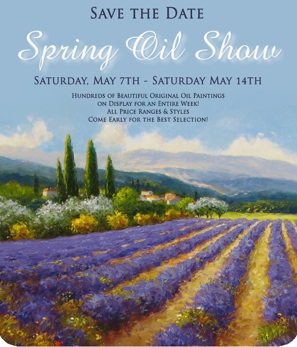 Spring Oil Show May 7-14 2011
