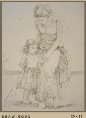 Pino Drawing 3