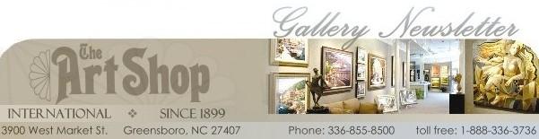 The Art Shop, Inc Website