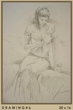 Pino Drawing 6