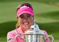 Paula Creamer US Open Champ