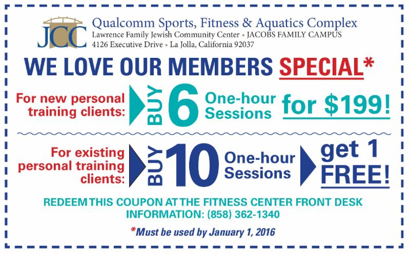 Fitness Coupon