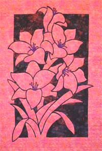 Spring Lilies - 200