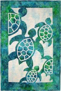 Herd of Turtles, Kapaia Stitchery