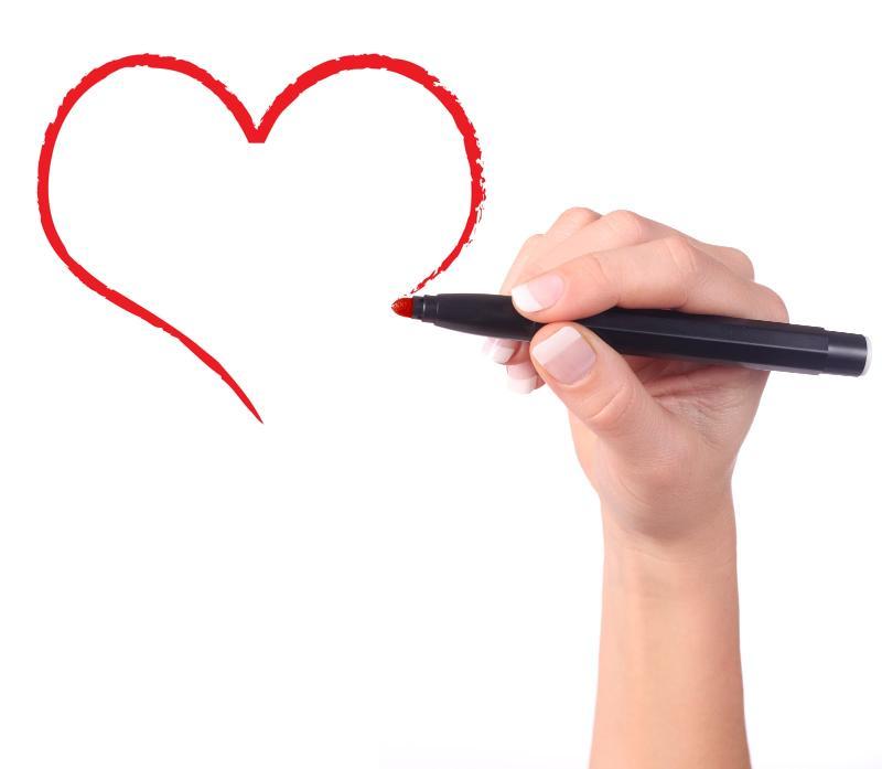 hand drawingheart