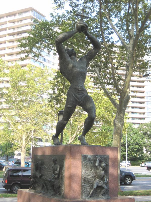 Armenian genocide memorial Philadelphia