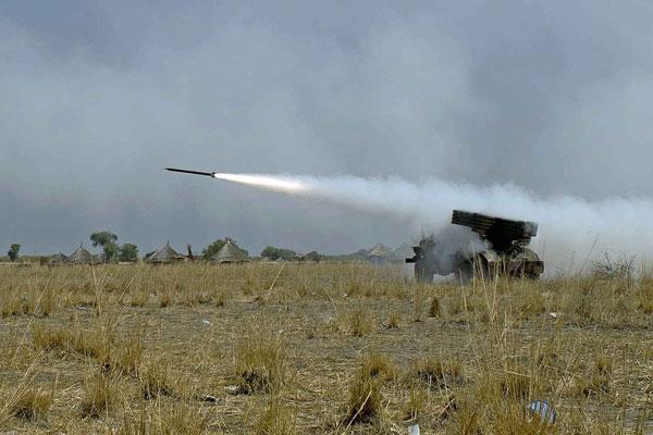 Violence South Sudan