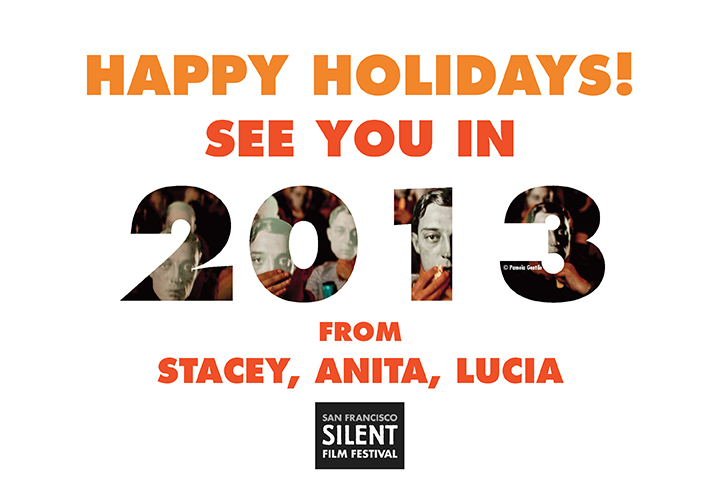 Happy Holidays from SFSFF!