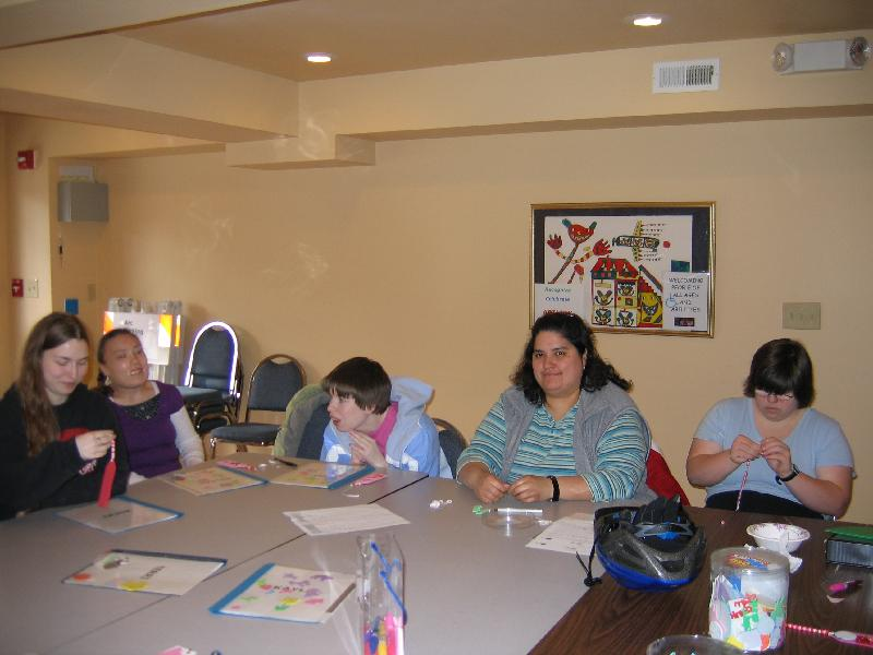 Youth Self Advocacy Group