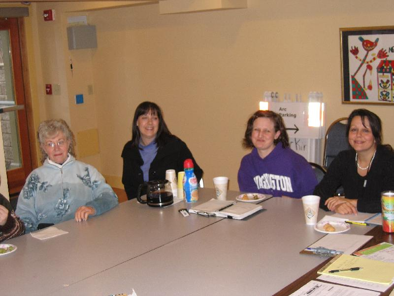 autism group meeting