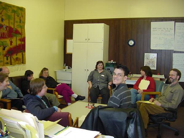 Safety Awareness Group Meeting