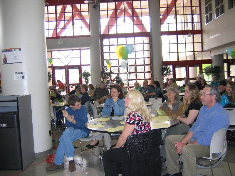 Whatcom Volunteer Center Heart & Hands Awards Ceremony