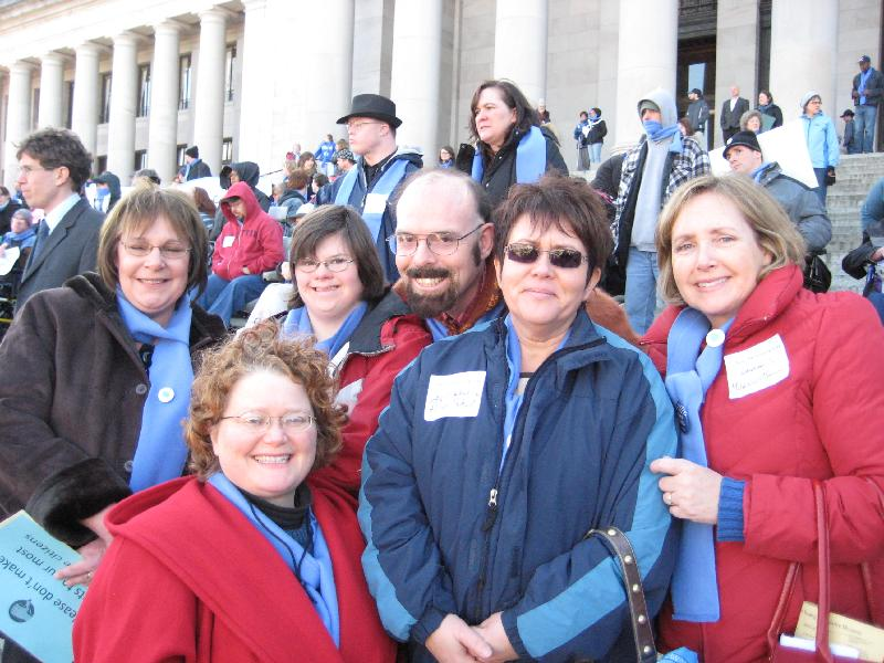 Local Leadership participants attend Advocay Day in Olympia
