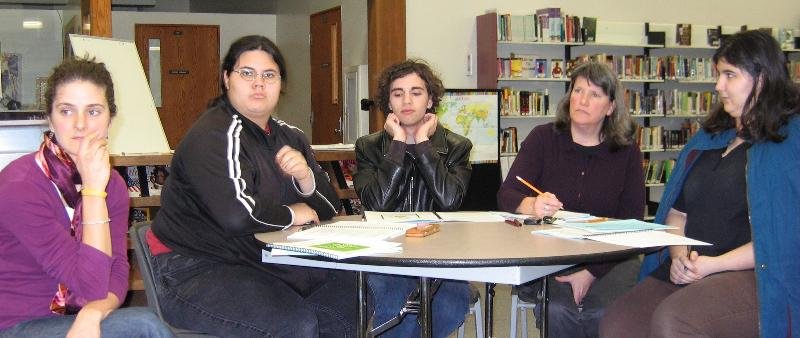 Nooksack Transitions to Adult Services Road Show