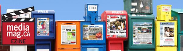 Newspapers in Alberta