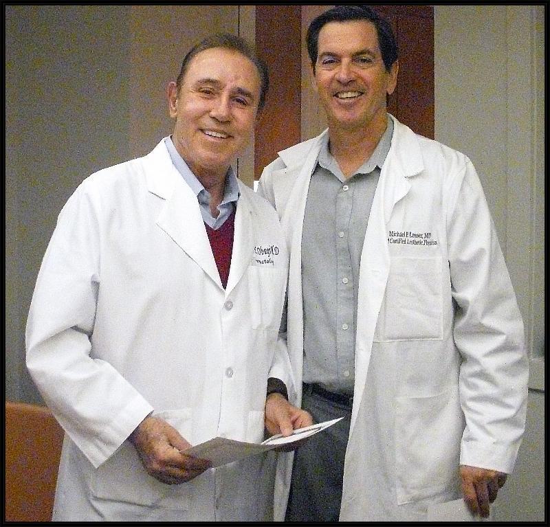 Dr. Obagi & Dr. Lesser