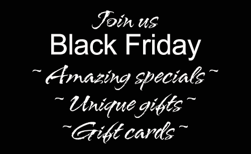 Black friday at essentials spa salon for Tapis salon black friday