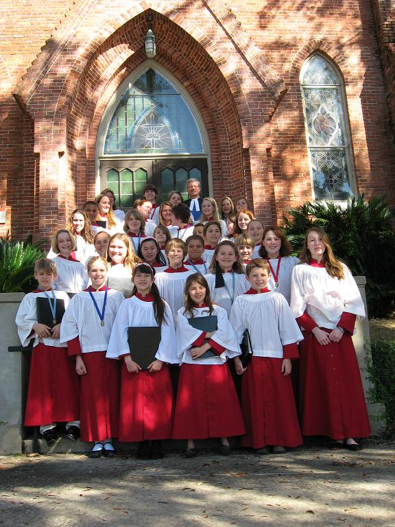 St. John's choristers
