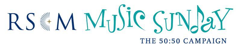 Music Sunday logo