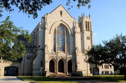 St. Paul's UMC Houston