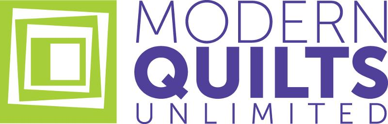 Modern Quilts Unlimited logo