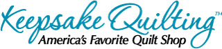 Keepsake Quilting logo