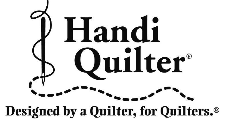 Handi Quilter bw logo