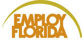 white employ florida logo
