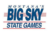 Big Sky State Games logo