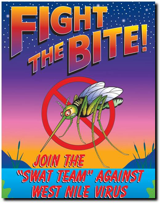 Mosquitoes Carry West Nile Virus
