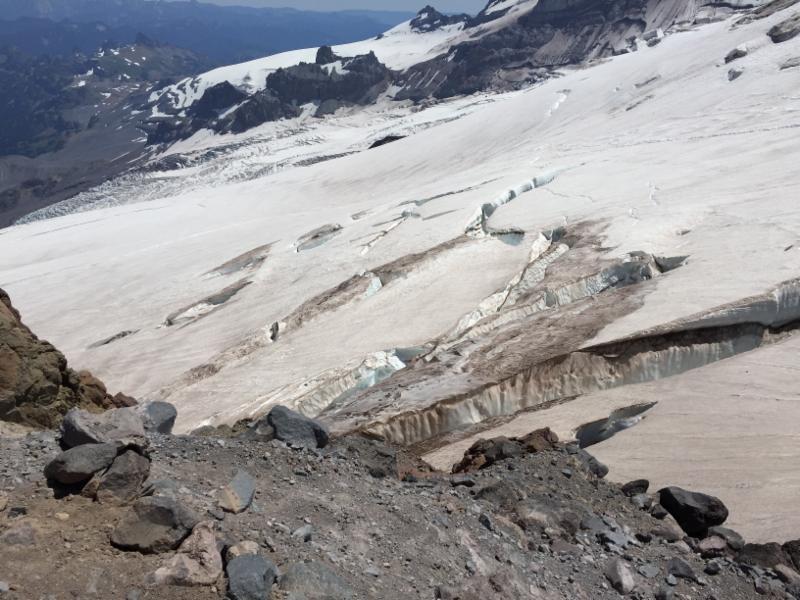 Photo of Mount Rainier