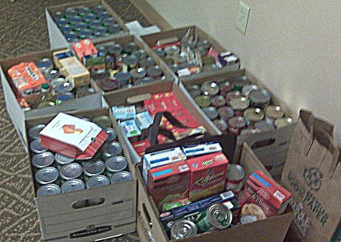 Food Drive 2010